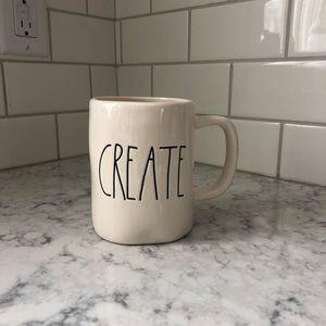 Rae Dunn create mug